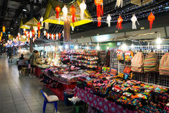 Chiang Mai Night Bazaar Stock Foto