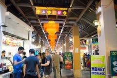 Chiang Mai Night Bazaar Stockfoto