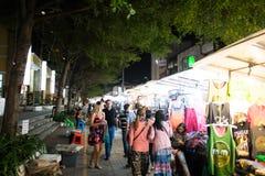 Chiang Mai Night Bazaar fotografia stock