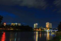 Chiang Mai Night Stock Photography