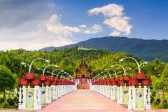 Chiang Mai Park royalty-vrije stock fotografie