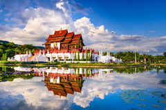Chiang Mai Park Stock Photos