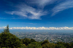 Chiang Mai Pejzaż miejski Obrazy Royalty Free