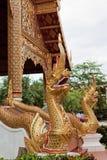 Chiang Mai phra唱泰国wat 图库摄影