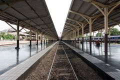 Chiang Mai Railway Station Stock Photos