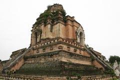 chiang mai rujnuje świątynnego Thailand Obrazy Royalty Free