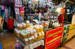 CHIANG MAI rynek Obraz Royalty Free