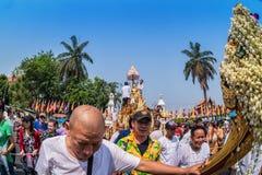 Chiang mai Songkran festival. Stock Photography