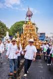 Chiang mai Songkran festival. Stock Photos