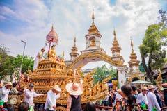Chiang mai Songkran festival. Stock Photo