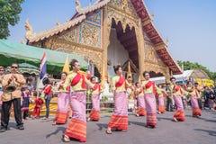 Chiang mai Songkran Festival. Stock Image