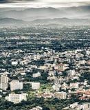 Chiang Mai stad. Arkivbilder