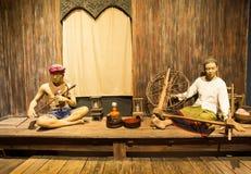 CHIANG MAI, TAILANDIA - 8 de mayo de 2016: Los €™s Lanna Heritage Centre de Chiang Maiâ, son un museo a estrenar de la ciudad Imágenes de archivo libres de regalías