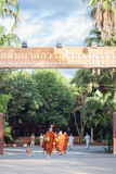 Chiang Mai TAJLANDIA, Czerwiec - 10: Kultura Tajlandia Philant Fotografia Stock
