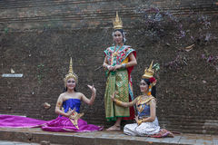 CHIANG MAI TAJLANDIA, LUTY, - 01, 2014 Zdjęcie Stock