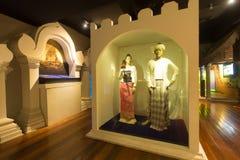 CHIANG MAI TAJLANDIA, Maj, - 8, 2016: Chiang Mai's Lanna dziedzictwa Centre, jest brandnew miasta muzeum Obraz Royalty Free