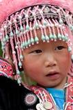 CHIANG MAI TAJLANDIA, PAŹDZIERNIK, - 25: Portret niezidentyfikowany Akh Fotografia Stock