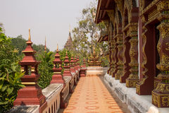Chiang Mai Temple Royalty Free Stock Images