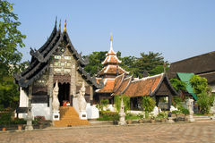 Chiang Mai Temples Royalty Free Stock Photos