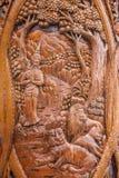 Chiang Mai, temples légendaires Ssangyong de la Thaïlande Suthep passent en revue le kiosque et le roi de la Thaïlande Images stock