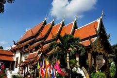 Chiang Mai, TH: Wat Ket Karam Stock Image