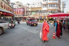 Chiang Mai, Thaïlande Images libres de droits