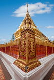 Chiang Mai, Thaïlande Suthep Doi Suthep Construction Image stock