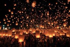 Chiang Mai Thailand Arkivfoton