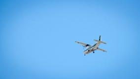 Chiang Mai Thailand - 9 août : Compagnies aériennes Débarquement à l'airp de Chiangmai Photos libres de droits