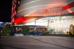 Central Festival Chiang mai. CHIANG MAI, THAILAND - APRIL 19 2018: Central Festival Chiang mai. New Business Plaza of Chiangmai. About 3 Km. from Chiangmai City Royalty Free Stock Photo