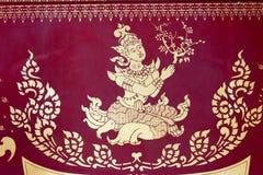Chiang Mai, Thailand. - Feb 17 2015: Wat Chiang Man. a famous Te Stock Photo