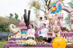 CHIANG MAI, THAILAND - Februari 2.2013 Royalty-vrije Stock Foto