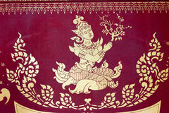 Chiang Mai, Thailand - 17 februari 2015: Wat Chiang Man een beroemde Te Stock Foto