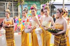 CHIANG MAI, THAILAND-FEBUARY 7: Imagen de archivo libre de regalías