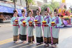 CHIANG MAI, THAILAND-FEBUARY 7: Fotos de archivo