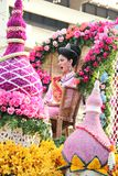 CHIANG MAI, THAILAND-FEBUARY 7 : Royalty Free Stock Image