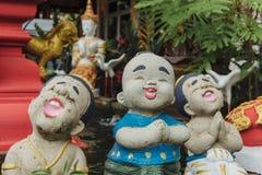 Chiang Mai Thailand - Juni 10, 2016: Royaltyfri Foto