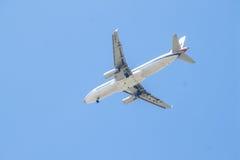 Chiang Mai Thailand - 17 mai : Compagnies aériennes Débarquement à l'air de Chiangmai Photographie stock