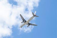 Chiang Mai Thailand - 17 mai : Compagnies aériennes Débarquement à l'air de Chiangmai Photo libre de droits
