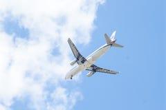 Chiang Mai Thailand - 17 mai : Compagnies aériennes Débarquement à l'air de Chiangmai Photographie stock libre de droits