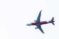 Chiang Mai Thailand - 28 mai : A330-300 d'AirAsiaThailand Landi Images libres de droits