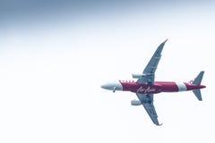 Chiang Mai Thailand - 28 mai : A330-300 d'AirAsiaThailand Landi Photos stock