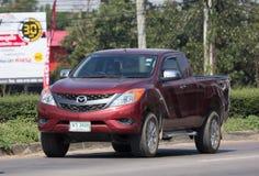 Private Pick up, Mazda BT50. Stock Image