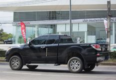 Private Pick up, Mazda BT50. Stock Photography