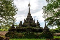 Chiang Mai, Thailand Old Temple Nov 2015 Stock Photo