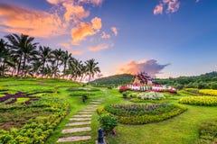 Chiang Mai, Thailand. At Royal Flora Ratchaphruek Park stock photography