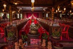 Chiang Mai, Thailand Royal Restaurant of the main building Royalty Free Stock Image