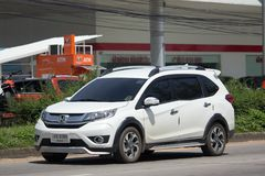 Private Car, Honda BRV City Suv Car. Stock Image