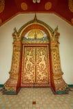 Chiang Mai Thailand Suthep Doi Suthep dörr Royaltyfri Bild