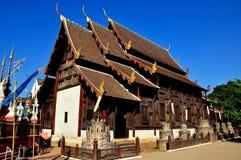 Chiang Mai, Thailand: Wat Pan Thao Vihara Royalty Free Stock Images